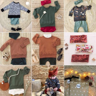 Made in Harmonie vêtements enfants