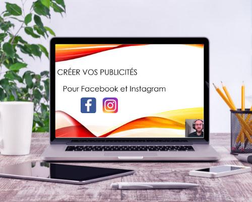 Formation en ligne Facebook Ads